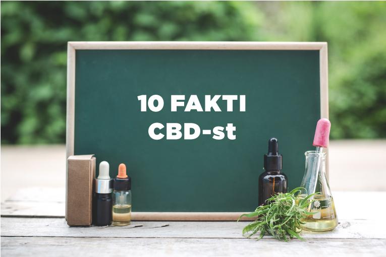 10 fakti cbd-st