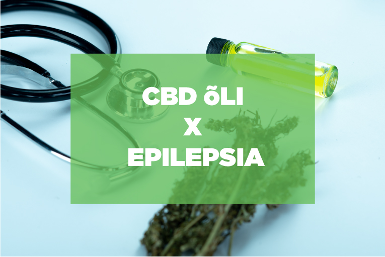 Epilepsia ravi CBD-ga